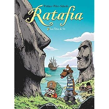 Ratafia - Tome 08: Les Têtes de Vô