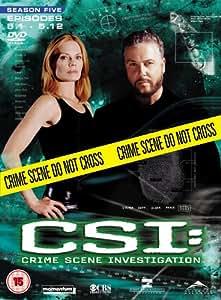 CSI: Crime Scene Investigation - Las Vegas - Season 5 Part 1 [DVD]