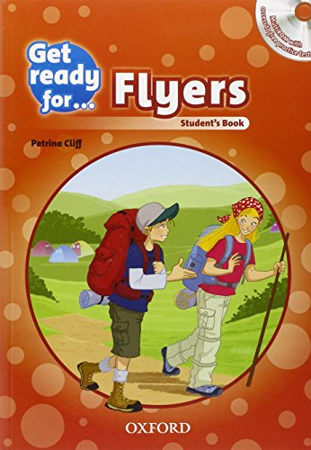 Get Ready for Flyers: Student's Book and Audio CD Pack