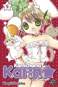 Kamichama Karin Edition simple Tome 5