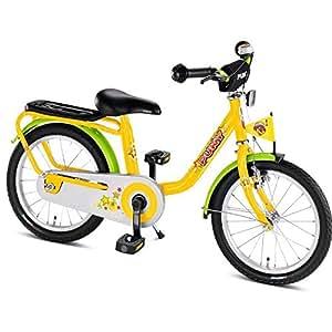 Vélo enfant Puky Z6 jaune 2016 velo enfant 12 pouces