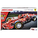Meccano - 6044641 - Jeu de Construction - Formule 1 Ferrari