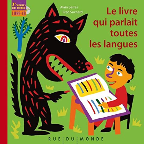 Alain Nicolas - Le livre qui parlait toutes les langues