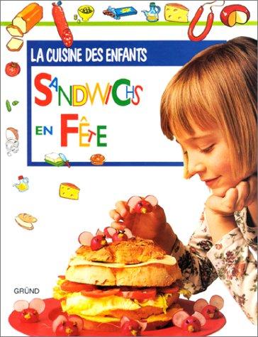 Sandwichs en fête