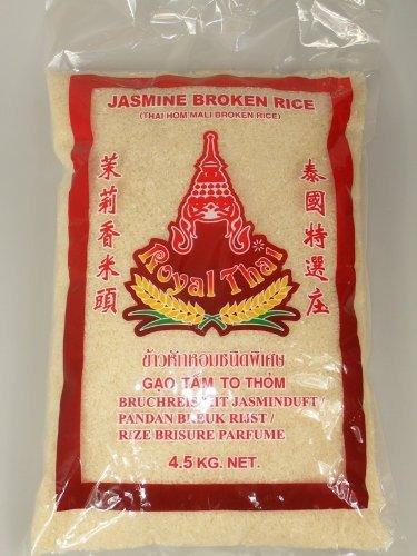 4,5 Kg Royal Thai - Bruchreis mit Jasminduft