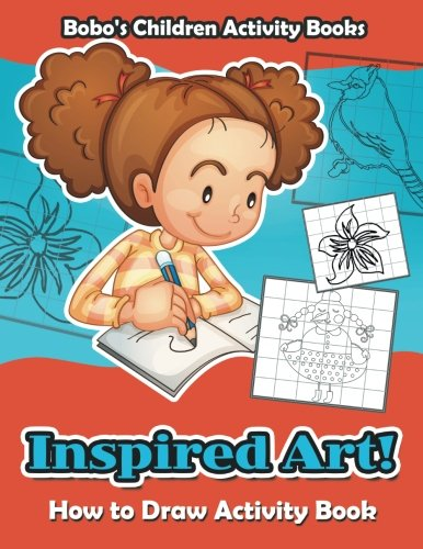 Inspired Art! How to Draw Activity Book