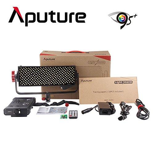 For Sale Aputure LS1/2V LS 1/2w Lightstorm Daylight Temp for Sony V-Mount (Black) Online