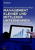 Management kleiner und mittlerer Unternehmen: Strategische Aspekte