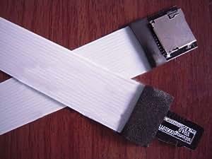 Bbqbuy Câble d'Extension Micro Sd/Micro Sd-Rallonge Micro Sd