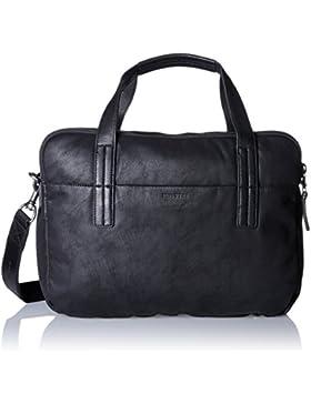 Marc O'Polo Herren Seventynine Business Tasche, Schwarz (Black), 13x42x43 cm
