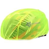 ROCKBROS Helmüberzug Regenüberzug Regenkappe Abdeckung Helm Cover Fahrrad Rennrad