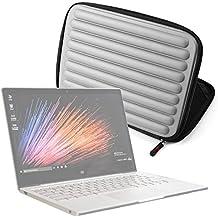 DURAGADGET Funda Gris con Espuma de Memoria Memory Foam para Portátil Xiaomi Mi Notebook Air 12.5