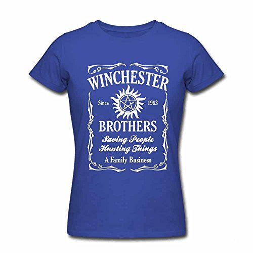 Supernatural Saving People Hunting things Women's T shirt S