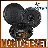 Crunch DSX 62 Lautsprecher für VW Lupo Bj. 1998-2005 Türen vorne