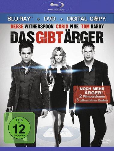 Bild von Das gibt Ärger  (+ DVD) [Blu-ray]