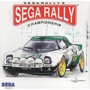 Sega Rally 2 – Sega Rally Championship