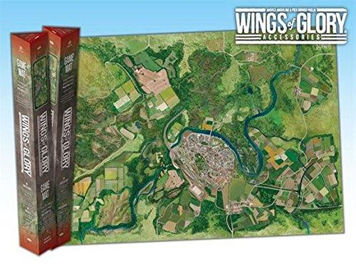 Preisvergleich Produktbild Wings Of Glory Erweiterung: City Spiel Matte