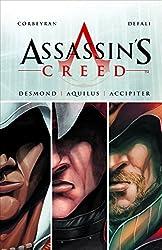 [UK-Import]Assassins Creed Ankh Of Isis Trilogy Graphic Novel