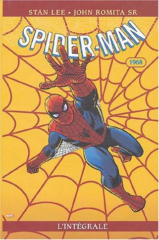 Spider-Man : L'Intégrale, tome 6 : 1968 par John Sr Romita