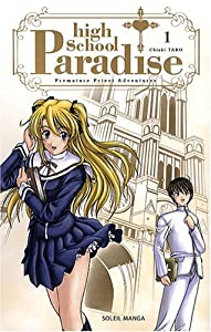 High School Paradise Edition simple Tome 1