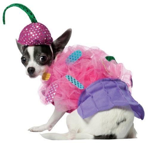 Rasta Imposta Kostüm Cupcake Hund, X-Large
