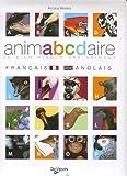 Animabcdaire : Le dico rigolo des animaux français-anglais