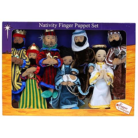 The Puppet Company - Christmas Collection - Nativity Finger Puppet