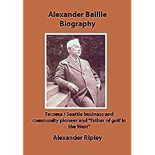 Alexander Baillie Biography