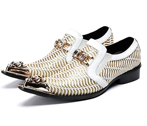 LOVDRAM Männer Lederschuhe Männer Oxfords Schuhe Luxus Brautkleid Italienische Schuhe Männer Aus...
