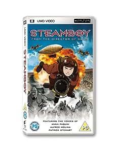 Steamboy [UMD Mini for PSP]