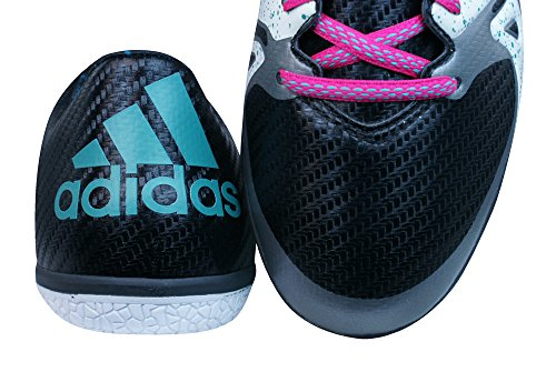 adidas Chaos Low Indoor, Chaussures de Football homme Noir