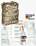 G8DS® Erste-Hilfe-Set'Leina' Pro Multitarn 43-tlg Camping First Aid Kit