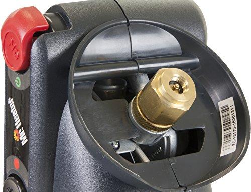 Mr. Heater Little Buddy Gasheizung inkl. Adapter für Gaskartuschen mit 7/16-Gewinde; - 7