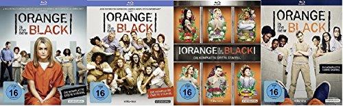 Staffeln 1-4 [Blu-ray]