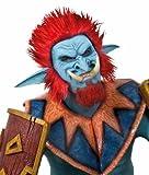 Zähne Gebiss Kostüm Zubehör Troll Halloween Karneval Fasching