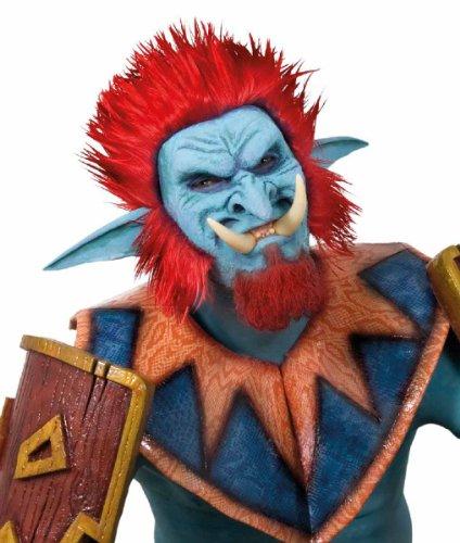 Kostüme Troll Für Halloween (Zähne Gebiss Kostüm Zubehör Troll Halloween Karneval)