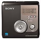 Sony MZ-NH900/B Tragbarer MiniDisc-Rekorder (Hi-MD) schwarz