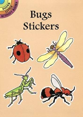 Bugs Stickers (Dover Little Activity Books Stickers)