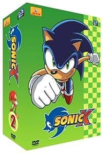 Sonic X - Partie 2 - Coffret 4 DVD - VF