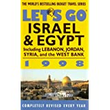 Let's Go 98 Israel & Egypt (Annual)