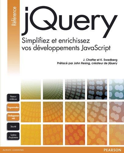 JQuery par Jonathan Chaffer