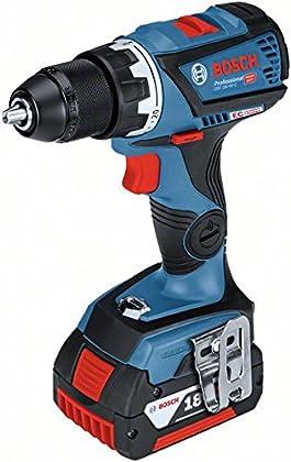 Bosch batería de destornillador eléctrico GSR 18V de 15C, 3x 5Ah y 1x 4Ah, 1pieza, 0615990hv2