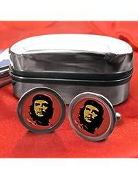 Che Guevara Gemelos Hombre con cromo Caja De Regalo