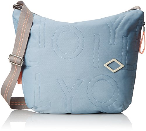 Oilily - Spell Shoulderbag Lhz, Borse a spalla Donna Blu (Light Blue)