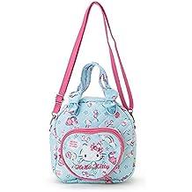 Sanrio Hello Kitty colcha doble hombro bolsa 486388