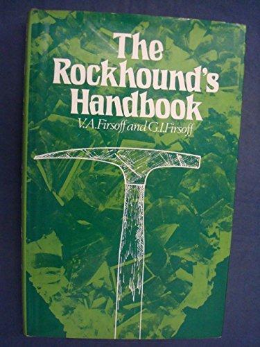 Rockhound's Handbook by Valdemar Axel Firsoff (1975-07-31)