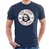 Converse The Joker Batman All Star Mens T-Shirt