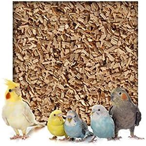 5 kg Buchenholzgranulat Vogelsand Bodengrund Terrariensand Einstreu Terrariumsand Tiereinstreu Medium 3,0 - 5,0 mm