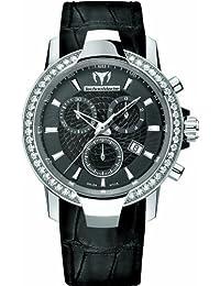 TechnoMarine Damenuhr Chronograph UF6 Yachting mit Diamanten besetzt in OVP