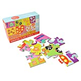 #2: Shumee Monsters Floor Puzzle (3 Years+) - Counting, Colors & Motor Skills